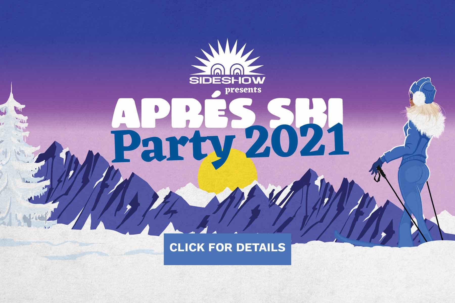 Sideshow Perth - Apres Ski Party 2021